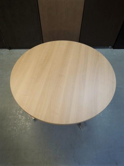 コクヨ舟形ローテーブル20000000252651本脚/ポリッシュ脚(※組んだまま配送)詳細画像2