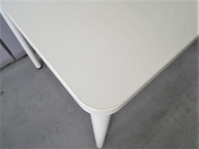 イトーキミーティングテーブル2000000027130天板キズ有 詳細画像2