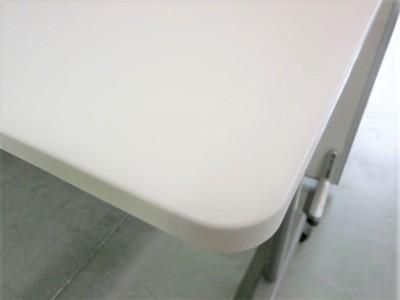 ウチダ(内田洋行)サイドスタックテーブル2000000026945幕板なし詳細画像3