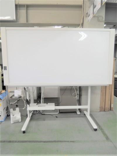 コクヨ カラーコピー黒板 中古|オフィス家具|ホワイトボード|脚付きホワイトボード
