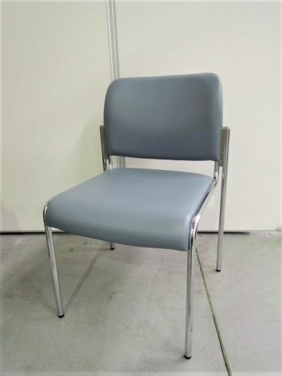 ホウトク スタッキングチェア10脚セット 中古|オフィス家具|ミーティングチェア|スタッキングチェア