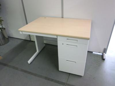 コクヨ 1000片袖デスク 中古|オフィス家具|デスク|片袖デスク