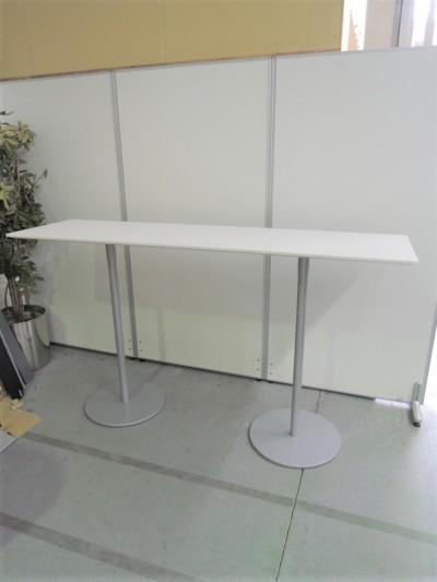 ウチダ(内田洋行) ハイカウンターテーブル 中古|オフィス家具|ミーティングテーブル