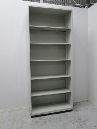 プラス オープン書庫  中古|オフィス家具|書庫