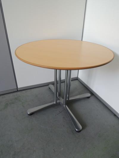 オカムラ 丸テーブル 中古|オフィス家具|ミーティングテーブル
