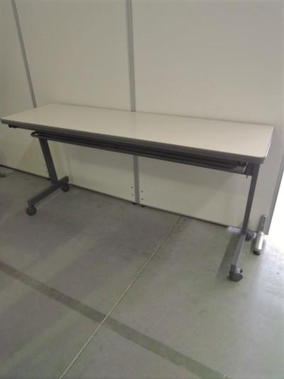 トヨスチール サイドスタックテーブル 中古|オフィス家具|ミーティングテーブル
