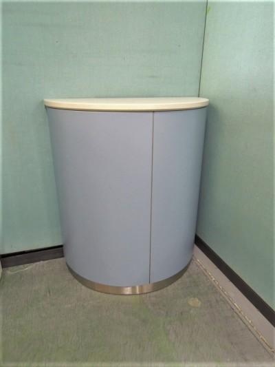 コクヨ インフォメーションカウンター 中古|オフィス家具|カウンター