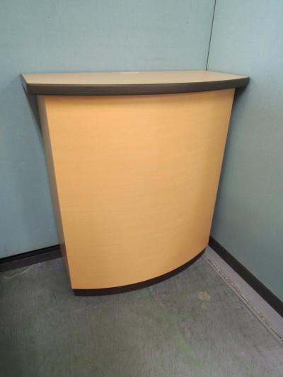 インフォメーションカウンター  中古|オフィス家具|カウンター