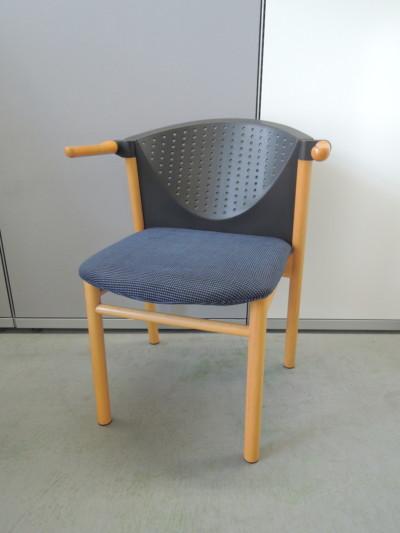 Wilkhahn(ウィルクハーン) スタッキングチェア4脚セット  中古|オフィス家具|ミーティングチェア