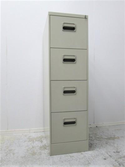 DSK A4ファイリングキャビネット  中古|オフィス家具|書庫