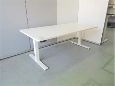 ウチダ(内田洋行) オペルナ電動昇降テーブル 中古|オフィス家具|ミーティングテーブル