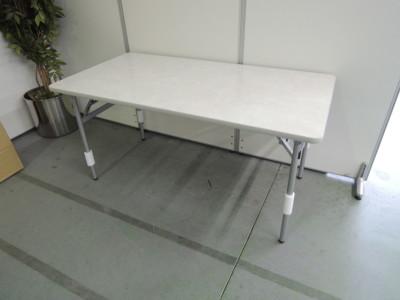ウチダ(内田洋行) レセプションテーブル 中古|オフィス家具|ミーティングテーブル