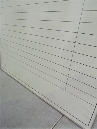 コクヨ900壁掛行動予定表2000000028941線欠け大/色あせ有/ホーロー/粉受なし詳細画像4