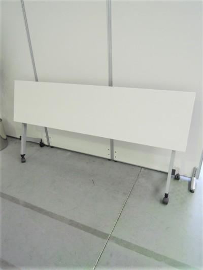ウチダ(内田洋行)平行スタックテーブル2000000028944幕板なし/棚板なし詳細画像3