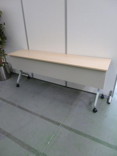 ウチダ(内田洋行) 平行スタックテーブル 中古|オフィス家具|ミーティングテーブル