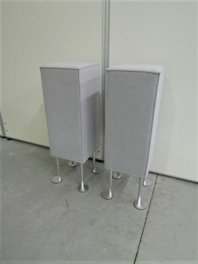 ウチダ(内田洋行) ハイスツール2脚セット 中古|オフィス家具|事務イス|ミーティングチェア