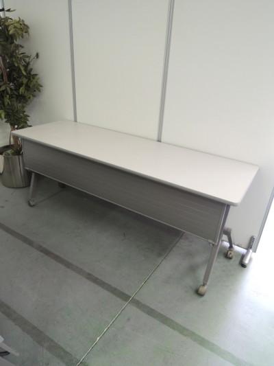 イトーキ 平行スタックテーブル  中古 オフィス家具 スタックテーブル