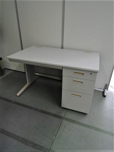 ライオン 1200片袖デスク  中古|オフィス家具|事務机
