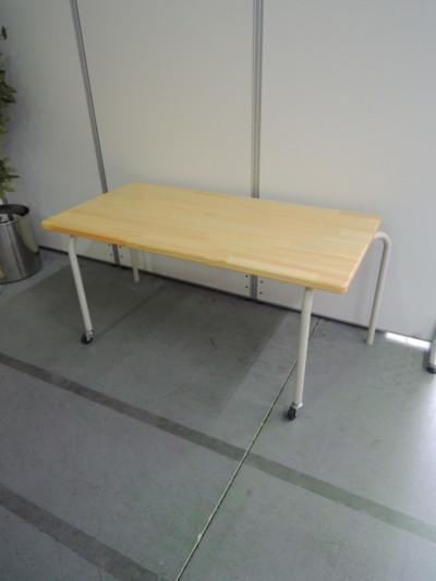 ライオン 多目的テーブル 中古|オフィス家具|ミーティングテーブル