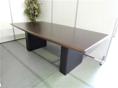 ライオン 応接ミーティングテーブル 中古|オフィス家具|ミーティングテーブル中古|役員用家具