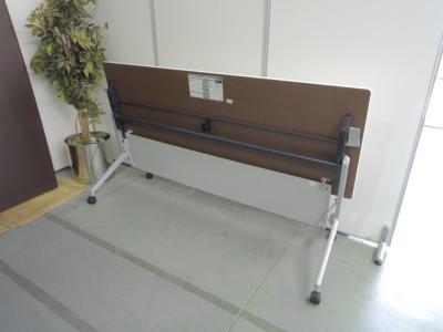 コクヨリーフラインスタックテーブル5台セット2000000029698ホワイト詳細画像3