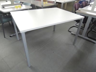 ウチダ(内田洋行) ミーティングテーブル 中古|オフィス家具|事務イス|ミーティングテーブル