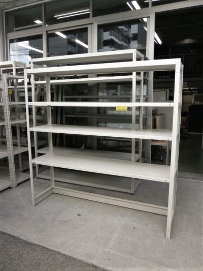 コクヨ 軽量棚 中古|オフィス家具|書庫|軽量棚
