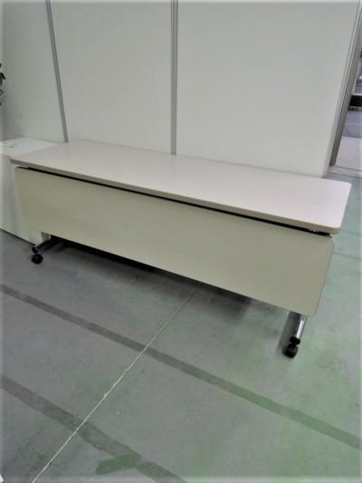 オカムラ サイドスタックテーブル  中古|オフィス家具|サイドスタックテーブル