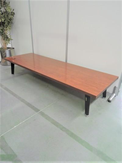 ライオン 1800座卓テーブル  中古|オフィス家具|ミーティングテーブル