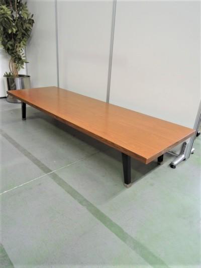 1800座卓テーブル 中古|オフィス家具|ミーティングテーブル