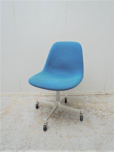 コトブキ サイドシェルチェア4脚セット 中古|オフィス家具|ミーティングチェア