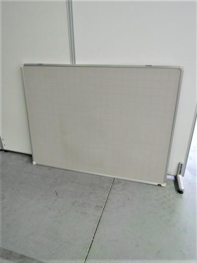 ウチダ(内田洋行) 1200壁掛掲示板 中古|オフィス家具|ホワイトボード|壁掛ホワイトボード
