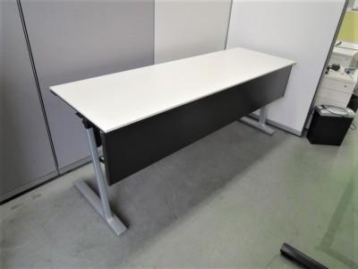 コクヨ カームスタックテーブル2台セット 中古|オフィス家具|ミーティングテーブル