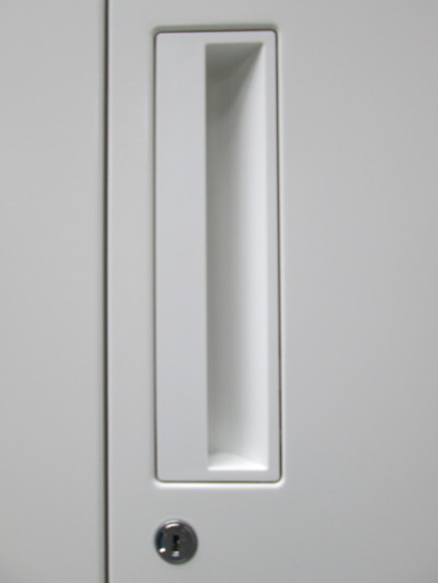 コクヨ ワードローブ2000000030858搬入注意/下棚板なし詳細画像2