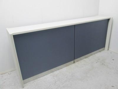 コクヨ ハイカウンター2台セット 中古|オフィス家具|カウンター