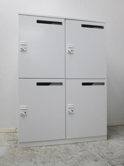 コクヨ 4人用パーソナルロッカー 中古|オフィス家具|ロッカー