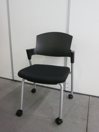 コクヨ プロッティチェア6脚セット 中古|オフィス家具|ミーティングチェア
