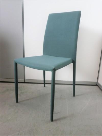 あずま工芸  スタッキングチェア2脚セット 中古|オフィス家具|ミーティングチェア