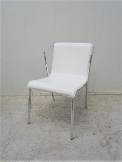 Steel Chair スタッキングチェア  中古|オフィス家具|ミーティングチェア