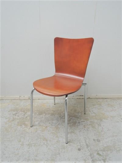 Steel Chair スタッキングチェア6脚セット 中古|オフィス家具|ミーティングチェア