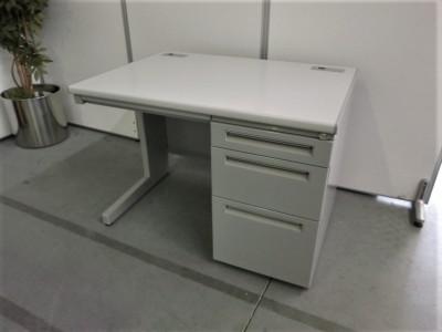 ウチダ(内田洋行) 1000片袖デスク 中古|オフィス家具|デスク|片袖デスク