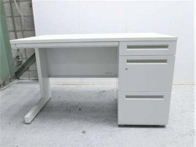 ウチダ(内田洋行) 1200片袖デスク 中古|オフィス家具|事務机