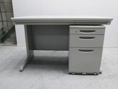 オカムラ 1100システムデスク  中古|オフィス家具|事務机