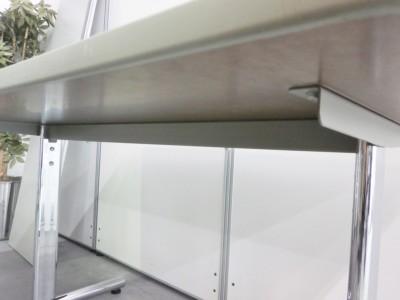 オカムラ ミーティングテーブル2000000032062T字脚詳細画像3