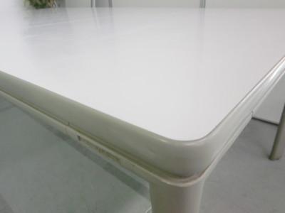 オカムラミーティングテーブル 2000000032064キズ有/脚汚れ有詳細画像2