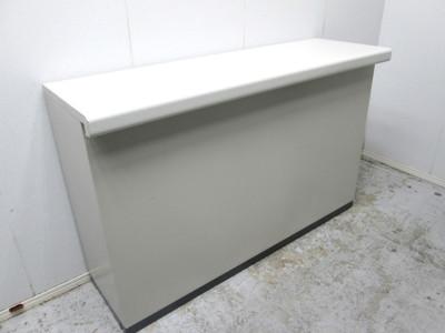コクヨ  1500ハイカウンター  中古|オフィス家具|カウンター