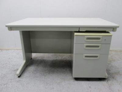 プラス 1200システムデスク  中古|オフィス家具|デスク