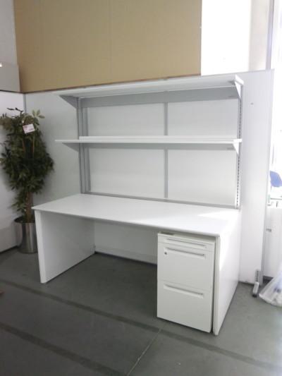 オカムラ 1600システムデスク  中古|オフィス家具|デスク
