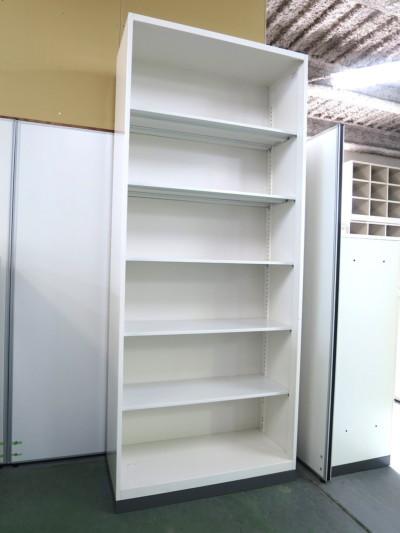 ライオン オープン書庫 中古|オフィス家具|書庫