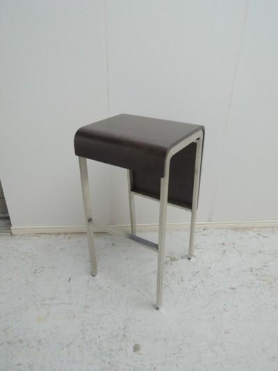 Steel Chair ハイチェア  中古|オフィス家具|ミーティングチェア|デザイナーズ